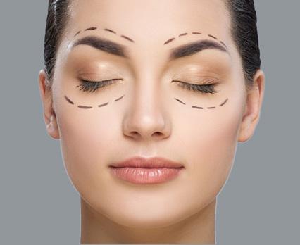 Women Eyelid